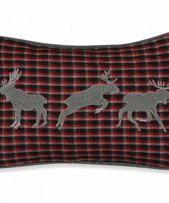 Χριστουγεννιάτικο Διακοσμητικό Μαξιλάρι FERNS (30x45) της NEF-NEF
