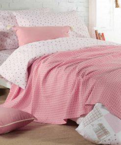 Κουβέρτα Πικέ Μονή GOLF της Nef-Nef