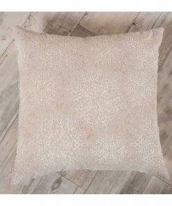 Διακοσμητικό Μαξιλάρι με γέμιση (45x45) CHICAGO 01 ECRU της TEORAN