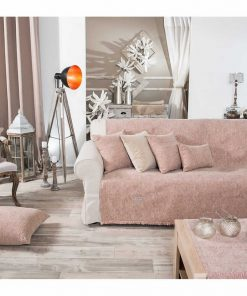 Διακοσμητικό Μαξιλάρι με γέμιση (30x50) DETROIT 12 ENGLISH ROSE της TEORAN