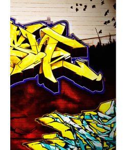 Χαλί (133x190) GRAFFITI 043 της Vasilas Home