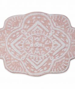 Χαλάκι Μπάνιου (70x100) HENNA PINK της NEF-NEF