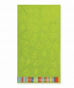 Πετσέτα Θαλάσσης SHELL GREEN (70X120) της NEF-NEF
