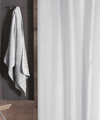 Κουρτίνα Μπάνιου 180x200 SHOWER της NEF-NEF (180x200) WHITE