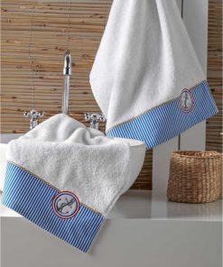MARINA 00 Σετ (3τμχ) Πετσέτες Μπάνιου της ΚΕΝΤΙΑ