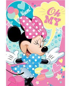 Αυθεντικό Παιδικό Χαλάκι (133x190) Digital Print MK 09 της Disney