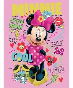 Αυθεντικό Παιδικό Χαλάκι (133x190) Digital Print MK 024 της Disney