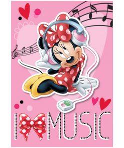 Αυθεντικό Παιδικό Χαλάκι (133x190) Digital Print MK 07 της Disney