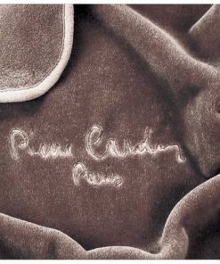 Μονή Βελουτέ Κουβέρτα Ισπανίας NANCY 545/7 της PIERRE CARDIN