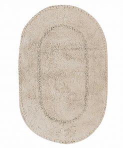 Πατάκι Μπάνιου (55x85) NEW CROCHET BEIGE της NEF-NEF