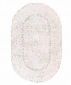 Πατάκι Μπάνιου (55x85) NEW CROCHET CREAM της NEF-NEF