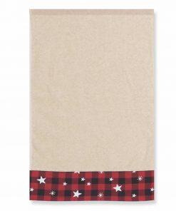 Χριστουγεννιάτικο Σετ Πετσέτες Χεριών (2τμχ.) NEW YEAR της NEF-NEF