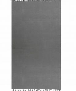 Πετσέτα Θαλάσσης - Παρεό (Pestemal) OBEY GREY (90x170) της NEF-NEF