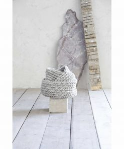 Καλάθι PANIER της NIMA HOME (23x14) BEIGE