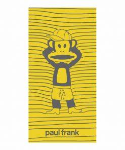 PAUL FRANK 18 Παιδική Βελουτέ Πετσέτα Θαλάσσης της ΚΕΝΤΙΑ (70x140)