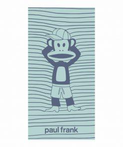 PAUL FRANK 19 Παιδική Βελουτέ Πετσέτα Θαλάσσης της ΚΕΝΤΙΑ (70x140)