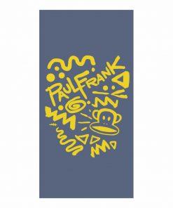 PAUL FRANK 20 Παιδική Βελουτέ Πετσέτα Θαλάσσης της ΚΕΝΤΙΑ (80x160)