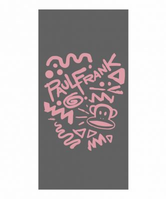 PAUL FRANK 21 Παιδική Βελουτέ Πετσέτα Θαλάσσης της ΚΕΝΤΙΑ (80x160)