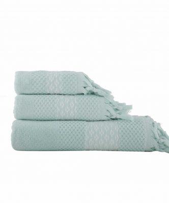 Πετσέτα Προσώπου ELVIA της NEF-NEF (50x90) MINT