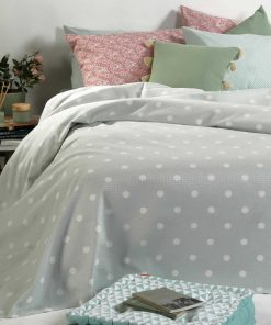 Κουβέρτα Πικέ Μονή POSTO της NEF-NEF (160x240) MINT