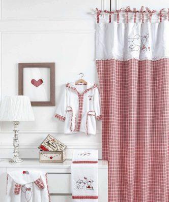 Κουρτίνα για Παιδικό Δωμάτιο PUPPY LOVE της ΚΕΝΤΙΑ
