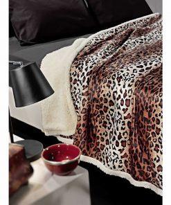 Κουβέρτα Μονή με Γουνάκι Rancho NASIBA της NIMA HOME