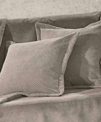 Διακοσμητική Μαξιλαροθήκη RUBICON CAMEL της Guy Laroche