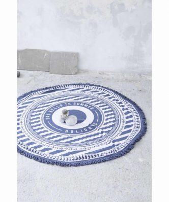 Πετσέτα Θαλάσσης Στρογγυλή (Δ:150) SUMMERING της NIMA HOME