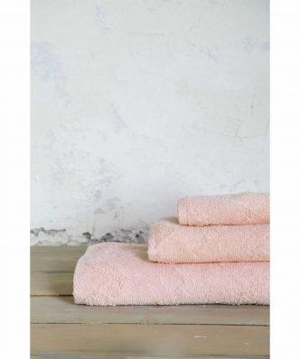 Πετσέτα Χεριών SWELL της NIMA HOME (30x50) SALMON