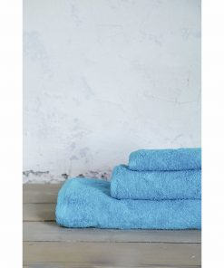 Πετσέτα Προσώπου SWELL της NIMA HOME (50x90) SKY BLUE