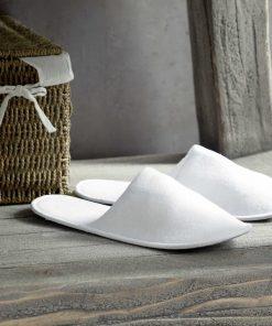 Ξενοδοχειακές Παντόφλες Πετσετέ EVA SOLE - 100% Βαμβάκι