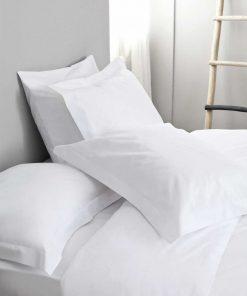Ξενοδοχειακή Μαξιλαροθήκη Ύπνου (52x75) OXFORD (3 πλευρών) - 144TC 50% Βαμβάκι / 50% Polyester