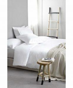 Ξενοδοχειακή Μαξιλαροθήκη Ύπνου (52x73) OXFORD (3 πλευρών) - 180TC 60% Βαμβάκι / 40% Polyester