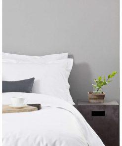 Ξενοδοχειακή Μαξιλαροθήκη Ύπνου (52x75) OXFORD (3 πλευρών) - 200TC 50% Βαμβάκι / 50% Polyester