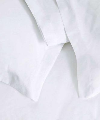 Ξενοδοχειακή Μαξιλαροθήκη Ύπνου (52x75) OXFORD (4 πλευρών) - 240TC 100% Βαμβακοσατέν