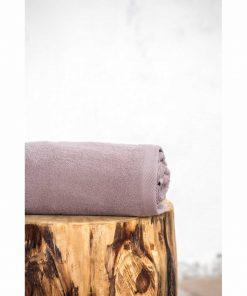 Ξενοδοχειακή Πετσέτα Spa (80x200) PLAZA BROWN - 460gsm / 100% Βαμβάκι
