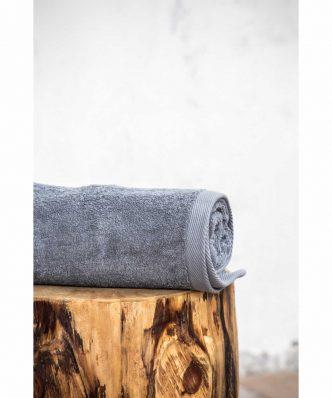 Ξενοδοχειακή Πετσέτα Χεριών (30x50) PLAZA GRAY - 460gsm / 100% Βαμβάκι