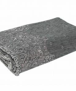 Ριχτάρι Διθέσιου Καναπέ (170x250) VELLORE WINTER GREY της NEF-NEF