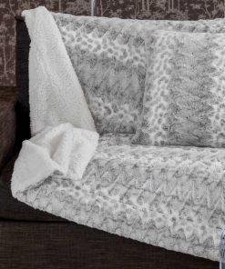 Κουβέρτα Υπέρδιπλη 2 όψεων WARMY 186 της ΚΕΝΤΙΑ