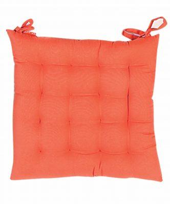 Μαξιλάρι Καρέκλας (40x40) ENJOY CORAL της NEF-NEF