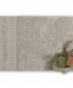 Πατάκι Μπάνιου (50x90) ETHER SILVER της Sb Home