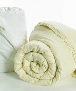 Πουπουλένιο Πάπλωμα Μονό 50/50 της Palamaiki με Aloe Vera