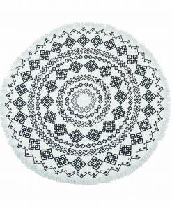 Πετσέτα Θαλάσσης Στρογγυλή YH068 της Palamaiki (Δ:150 cm)