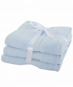 Σετ Πετσέτες Προσώπου (3τμχ) COSY BLUE της NEF-NEF