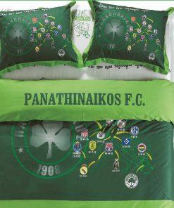 Αυθεντικό Κουβερλί Υπέρδιπλο FC3 (set), ΕΚΕΙ ΠΟΥ ΕΧΩ ΤΑΞΙΔΕΨΕΙ ΕΓΩ... / Panathinaikos της Palamaiki
