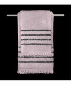 Σετ Πετσέτες Μπάνιου (3τμχ.) FABIANA AMETHYST της Guy Laroche