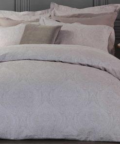 Σετ Βαμβακοσατέν Παπλωματοθήκη Υπέρδιπλη Premium Sateen CAIDRE της NEF-NEF (240x230)
