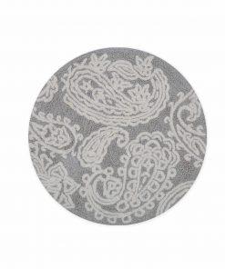 Χαλάκι Μπάνιου LEDICIA της NEF-NEF (80cm) GREY