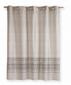 Αδιάβροχη Κουρτίνα Μπάνιου HARTUM 180x180 της NEF-NEF (180x180) LINEN
