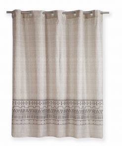 Αδιάβροχη Κουρτίνα Μπάνιου HARTUM 180x200 της NEF-NEF (180x200) LINEN